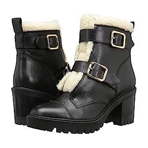 Ingramm Black Multi Leather