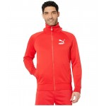 PUMA Iconic T7 Track Jacket High Risk Red