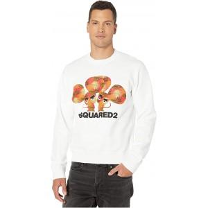 DSQUARED2 Year of The Rat Sweatshirt White