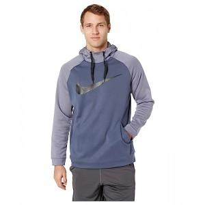Nike Thermal Hoodie Swoosh Essential Thunder Blue/Light Carbon/Black