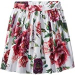 Poplin Peonie Skirt (Toddler/Little Kids)