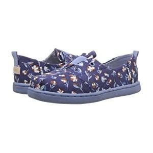 Lumin (Infant/Toddler/Little Kid) Deep Cobalt Vintage Floral