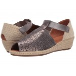 Luci T-Strap Pewter
