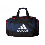 Defender III Small Duffel Collegiate Royal Jersey/Scarlet/Black