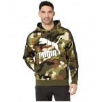 Wild Pack Hoodie AOP TR Forest Night