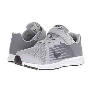 Downshifter 8 (Little Kid) Wolf Grey/Metallic Dark Grey/Cool Grey/Black