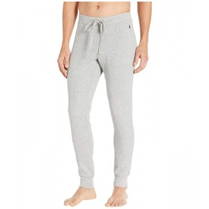 Midweight Waffle Solid Jogger Pants