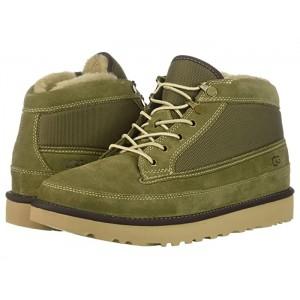 Highland Field Boot Moss Green