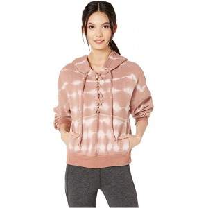 FP Movement Tie-Dye Believer Sweat Taupe