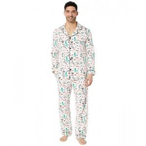 Long Sleeve Classic Pajama Set