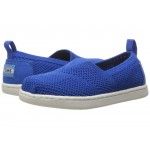 Knit Alpargata Espadrille (Infant/Toddler/Little Kid) Cobalt Mesh