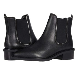 Bowery Leather Bootie