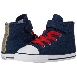 Chuck Taylor All Star 1V Denim - Hi (Infant/Toddler)