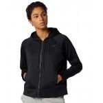 New Balance Relentless Tech Fleece Full Zip Black