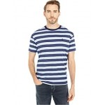 Polo Ralph Lauren Classic Fit Crew Neck Tee French Navy Multi