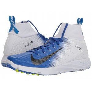 Vapor Speed Turf 2 White/Black/Game Royal/Photo Blue