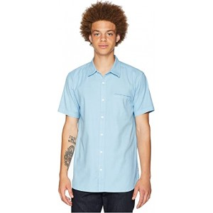 Bloom Stretch Twill Short Sleeve Woven Allure
