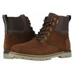 Ashland Waterproof Boot Waterproof Brown Waxy Suede/Rugged Canvas