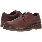 Dr. Martens Hazeldon 3-Tie Shoe Dark Brown Grizzly