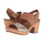 Vivianne 2 Part Sandal Tan Multi