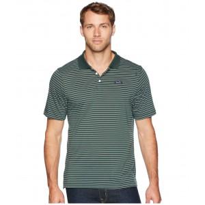 SB Dry Short Sleeve Stripe Polo Midnight Green/Obsidian