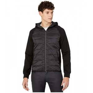 Quilted Puffer Tech Jacket