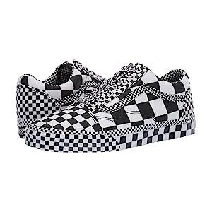 Old Skool (All Over Checkerboard) Black/True White