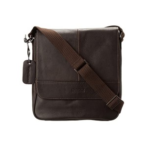 Columbian Leather Vertical Flapover Tablet Case
