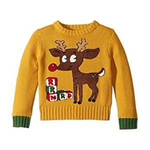 Baby Reindeer Sweater (Infant/Toddler)