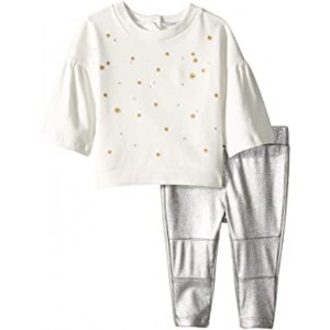 Embroidered French Terry Set (Infant)