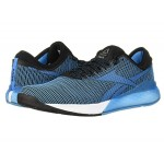 Reebok Nano 9 Black/Bright Cyan/White