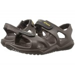 Crocs Swiftwater River Sandal Espresso/Black