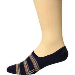 Multi Block No Show Socks