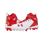 Under Armour Harper 5 Mid RM White/Red