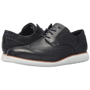 Total Motion Sports Dress Perf Wing Tip