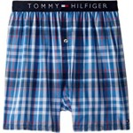 Single Woven Boxers Mineral