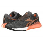Reebok Kids Black/Grey/Orange