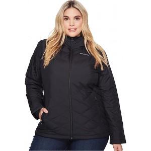 Plus Size Heavenly Hooded Jacket
