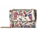 Fleming Printed Small Convertible Shoulder Bag Multi Happy Times