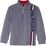 Seth 1/2 Zip Sweater (Toddler/Little Kids)