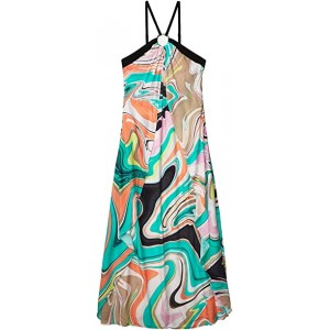 Nazare Maxi Dress Swimsuit Cover-Up Multi