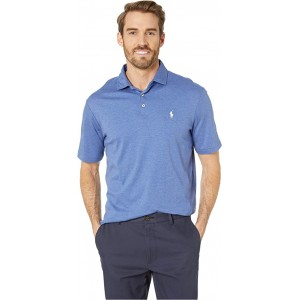 Polo Ralph Lauren Classic Fit Soft Cotton Polo Faded Royal Heather
