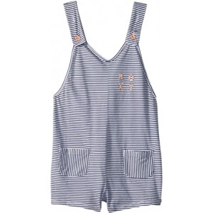 Surfing Free Knit Romper Cover-Up (Big Kids)