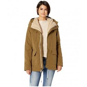 Albury Parka Jacket Hickory