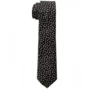 Narrow Star Tie