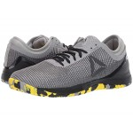 Reebok CrossFit Nano 8.0 Shark/Tin Grey/Ash Grey/Black/Go Yelllow