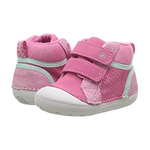 SM Milo (Infant/Toddler) Pink Leather