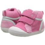 Stride Rite SM Milo (Infantu002FToddler) Pink Leather