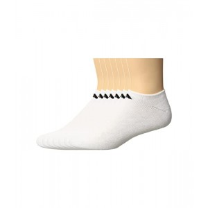 Athletic 6-Pack No Show Socks