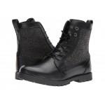 Gilford High Black Leather
